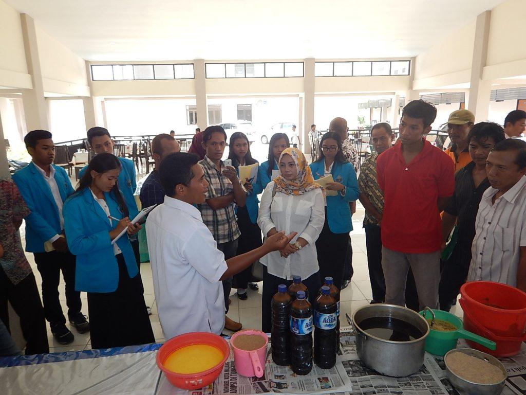 Pelatihan pengembangan probiotik oleh UPT PTPBP2KP Kepanjen