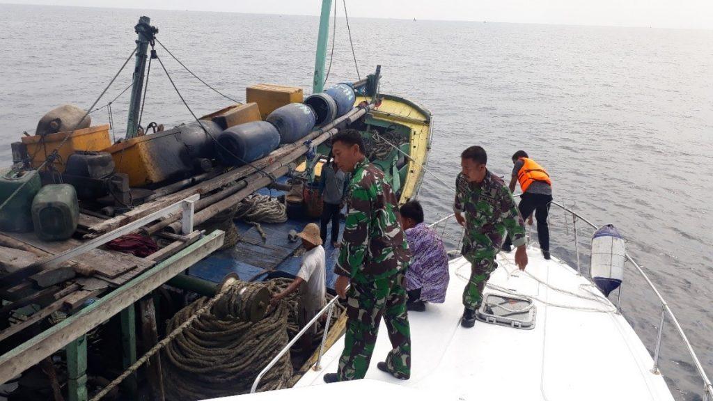 Pemeriksaan kapal perikanan