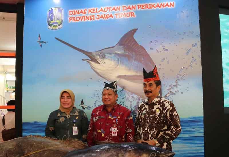 Dinas Kelautan dan Perikanan Provinsi Jawa Timur bersama Wakil Bupati Kab. Pacitan